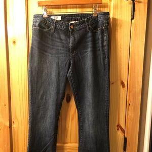 Banana Republic Urban Boot Cut Jeans
